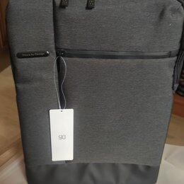 Рюкзаки - Рюкзак Xiaomi NINETYGO Classic Business Backpack Black gray, 0