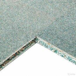 Древесно-плитные материалы - Плита влагостойкая дсп шпунтованная Quick Deck, 0