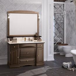 Готовые строения - Мебель для ванной Opadiris Лучия 120 нагал, 0