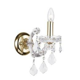 Бра и настенные светильники - Бра Dio DArte Asfour Diamante E 2.1.1.200 G, 0