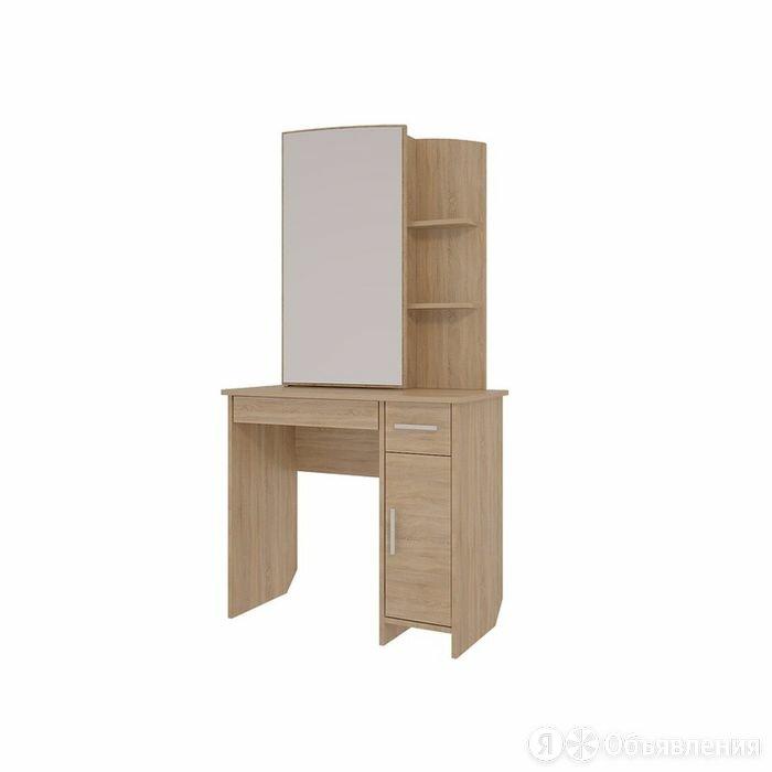 Трюмо Виктория-1, дуб сонома по цене 9939₽ - Столы и столики, фото 0
