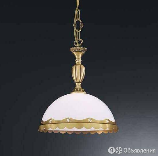 Подвесной светильник Reccagni Angelo L 7950/28 по цене 9064₽ - Люстры и потолочные светильники, фото 0
