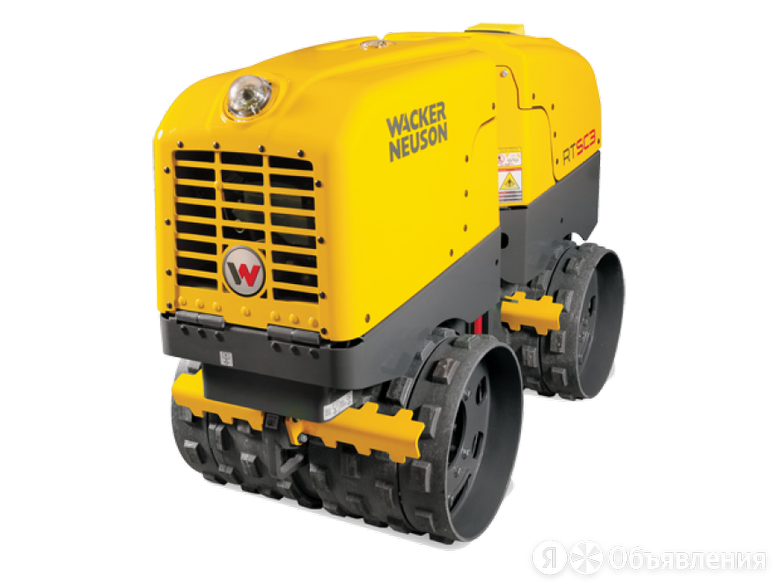Виброкаток Wacker Neuson RTLx-SC3 по цене 2000000₽ - Грузоподъемное оборудование, фото 0