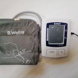 Устройства, приборы и аксессуары для здоровья - Тонометр B.Well A-23, 0