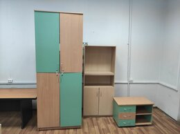 Мебель для учреждений - Шкафы офисные, 0