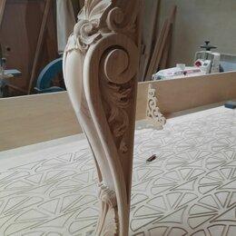 Дизайн, изготовление и реставрация товаров - Резьба по дереву фрезировка чпу , 0