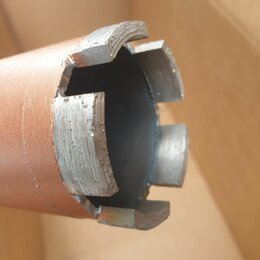 Установки для алмазного бурения - Алмазная коронка  Diamond Hit, 0