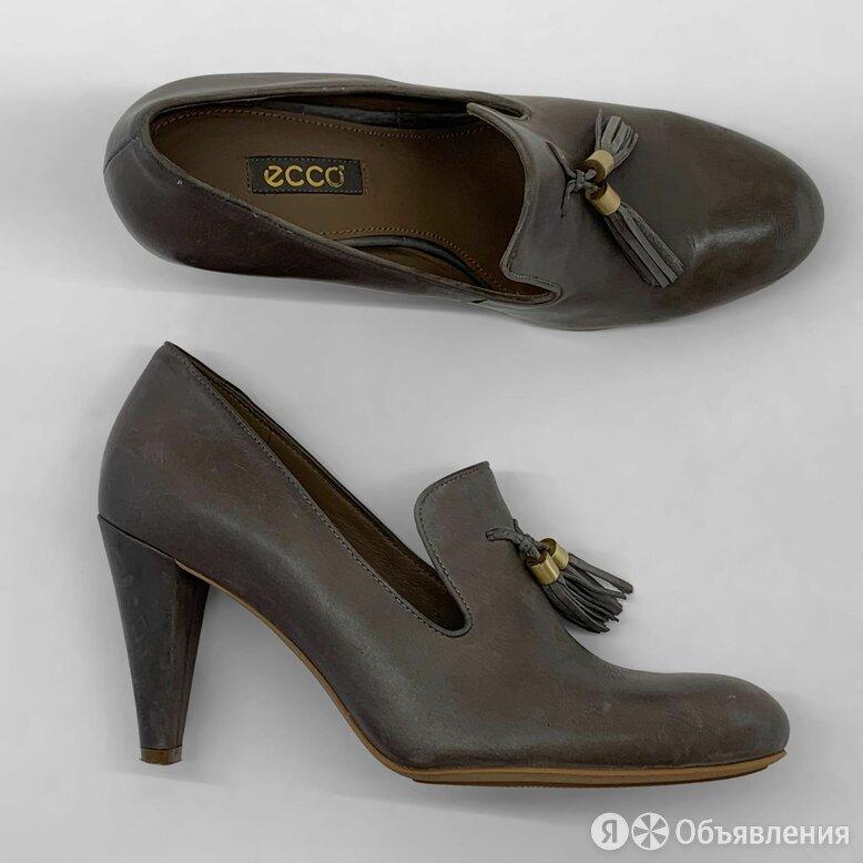 Ботильоны ECCO женские р.40 по цене 1500₽ - Ботильоны, фото 0
