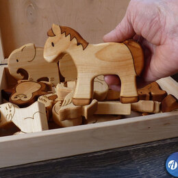 Развивающие игрушки - деревенные игрушки, 0