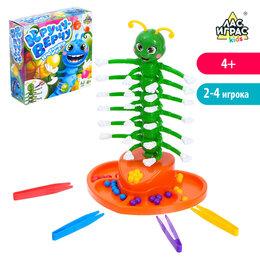 Развивающие игрушки - Лас Играс KIDS Настольная игра на ловкость «Кручу-верчу», работает от батареек, 0