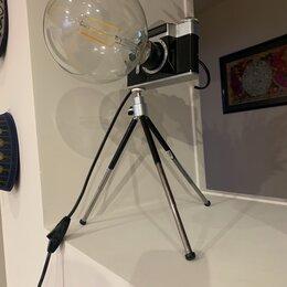 Ночники и декоративные светильники - Светильник настольный ретро ссср, 0