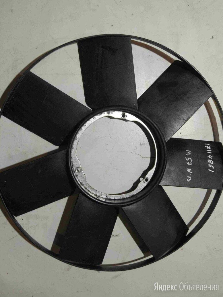 Крыльчатка вентилятора BMW E53 по цене 950₽ - Отопление и кондиционирование , фото 0