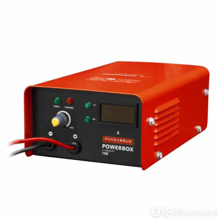 Зарядное устройство KVAZARRUS PowerBox 15U по цене 4229₽ - Аккумуляторы и комплектующие, фото 0