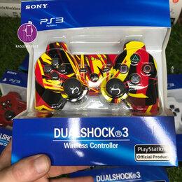 Рули, джойстики, геймпады - Беспроводной джойстик DualShock PS3, 0