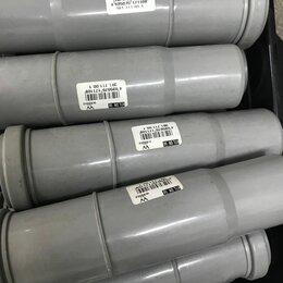 Канализационные трубы и фитинги - Патрубок компенсационный HTL 50 мм Ostendorf, 0