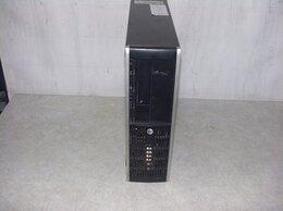 Настольные компьютеры - ПК HP 6300 1155 G840 2x1Gb DDR3 120SSD Q75 240W sl, 0