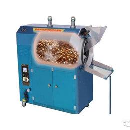 Прочее оборудование - Автоматическая машина для обжарки орехов KZ-50W, 0