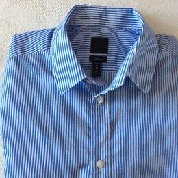 Рубашки - Рубашка в полоску для мальчика.На13-14лет., 0