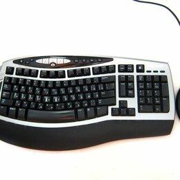 Клавиатуры - Клавиатура Microsoft Wireless Comfort Keyboard 1.0A , 0