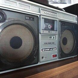 Музыкальные центры,  магнитофоны, магнитолы - SHARP GF 9494 H , 0