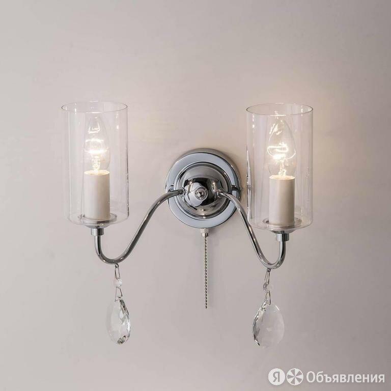 Бра Citilux CL231321 Клер Хром по цене 1490₽ - Бра и настенные светильники, фото 0