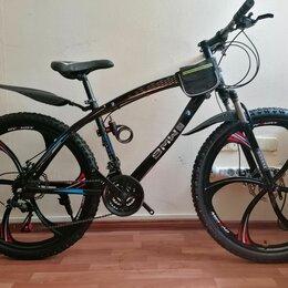 Велосипеды - Велосипед бмв чёрный 26, 0