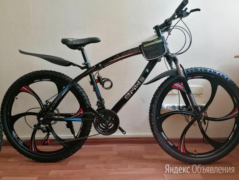 Велосипед бмв чёрный 26 по цене 13990₽ - Велосипеды, фото 0