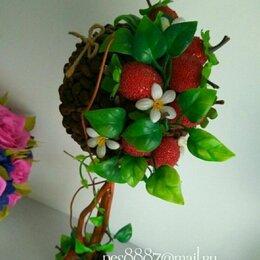 Сувениры - Кофейный топиарий с ягодами, 0
