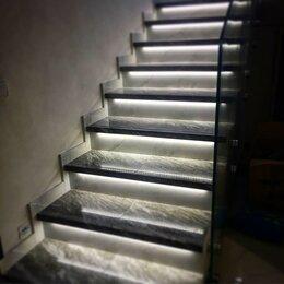 Интерьерная подсветка - Умная подсветка лестниц, бегущий огонь, 0