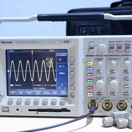 Измерительные инструменты и приборы - Осциллограф Tektronix TDS3034B, 0