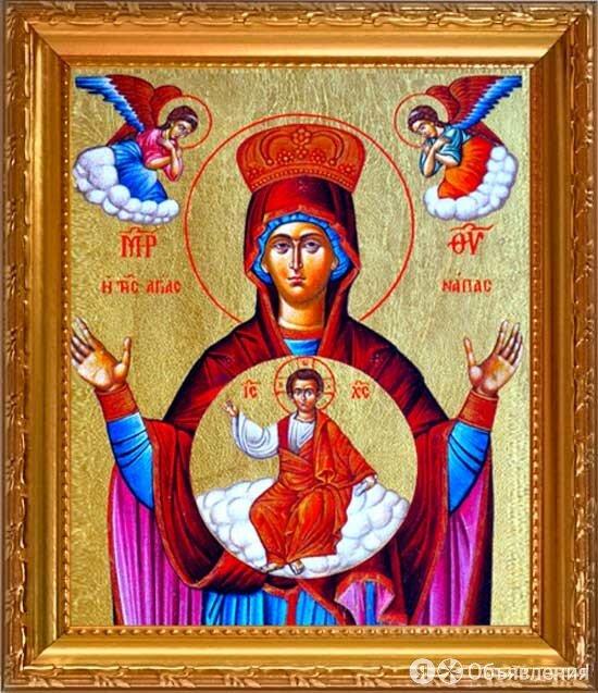 Айя (Агия) Напа, Покровительница Леса. Икона Божьей Матери на холсте. по цене 2290₽ - Картины, постеры, гобелены, панно, фото 0
