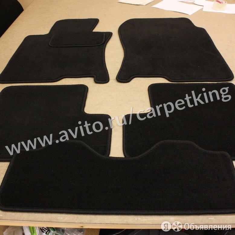 Премиум коврики в салон Хонда Аккорд 2008-2013 по цене 3850₽ - Аксессуары для салона, фото 0