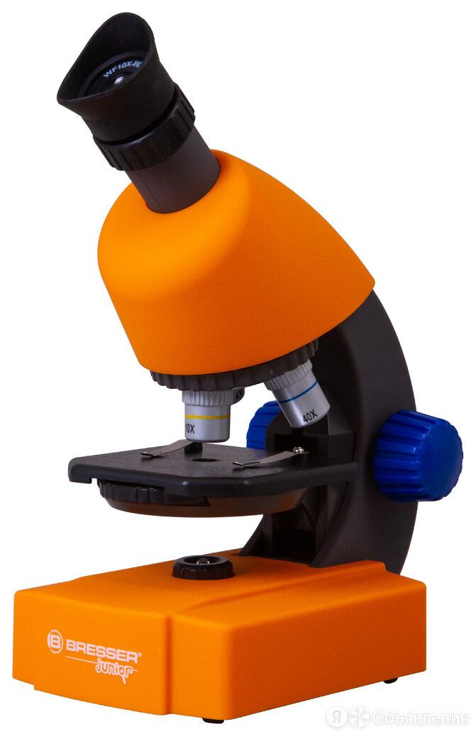 Микроскоп Bresser Junior 40–640x по цене 2901₽ - Микроскопы, фото 0
