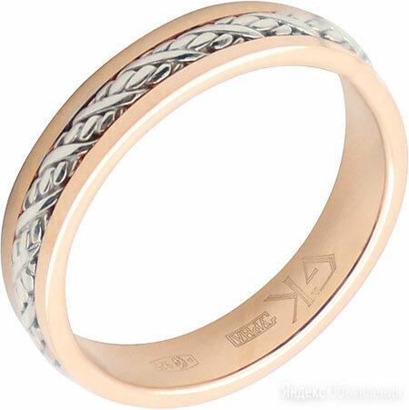 Обручальное кольцо Graf Кольцов N-1566-bk/s_17 по цене 2390₽ - Кольца и перстни, фото 0