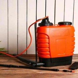 Ручные опрыскиватели - Аккумуляторный ручной опрыскиватель Умница бак 8 литров Мини Комфорт, 0