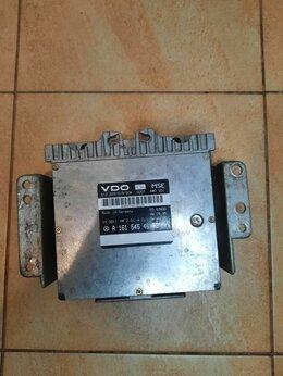 Двигатель и топливная система  - Блок управления ДВС Ссанг Йонг Корандо 2,3л инж.…, 0