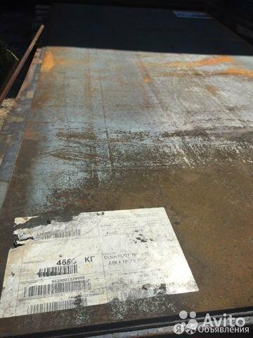 Лист горячекатаный 2 мм по цене 1800₽ - Металлопрокат, фото 0