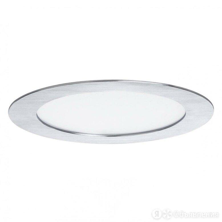 Встраиваемый светодиодный светильник Paulmann Premium Line Panel 92717 по цене 7910₽ - Встраиваемые светильники, фото 0