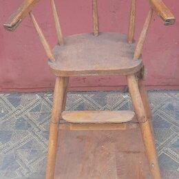Стульчики для кормления - Стол стул детский, 0