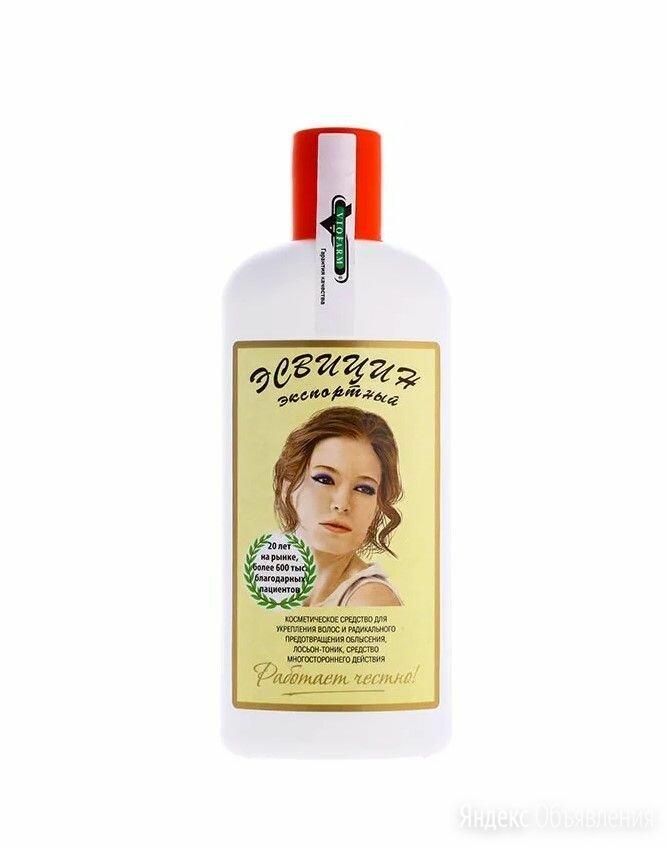 Эсвицин лосьон-тоник для волос 250 мл по цене 80₽ - Маски и сыворотки, фото 0