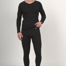 Термобелье - Фуфайка мужская термо темно-серая с начесом (170-176), 0