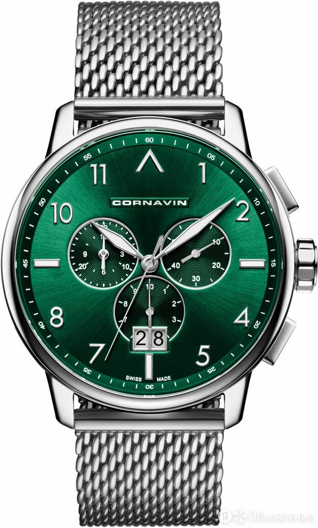 Наручные часы Cornavin CO.BD.05.B по цене 41870₽ - Наручные часы, фото 0