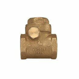 """Электромагнитные клапаны - ITAP ART 130 4"""" Обратный клапан горизонтальный, лепестковый, 0"""