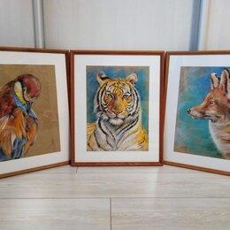 Картины, постеры, гобелены, панно - Комплект картин, 0