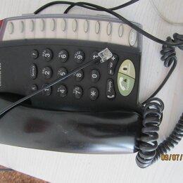 Проводные телефоны - Телефонный аппарат unitel city, 0
