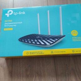 Оборудование Wi-Fi и Bluetooth - Роутер tp-link archer c20 , 0