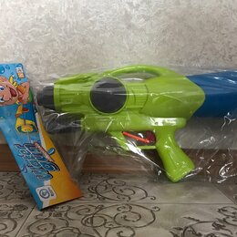 Игрушечное оружие и бластеры - Водный пистолет, 0