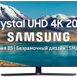 "Телевизоры - Телевизор Samsung UE55TU8500U 55"" (2020), 0"