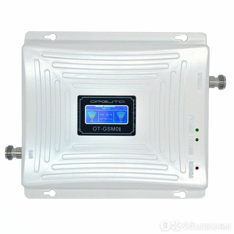 GSM усилитель, репитер GSM01 (4G-800/1800) - 5950p по цене 5950₽ - Антенны и усилители сигнала, фото 0