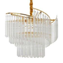 Люстры и потолочные светильники - Люстра 1170/8 Е14 40Вт золото 60х60х35 см, 0